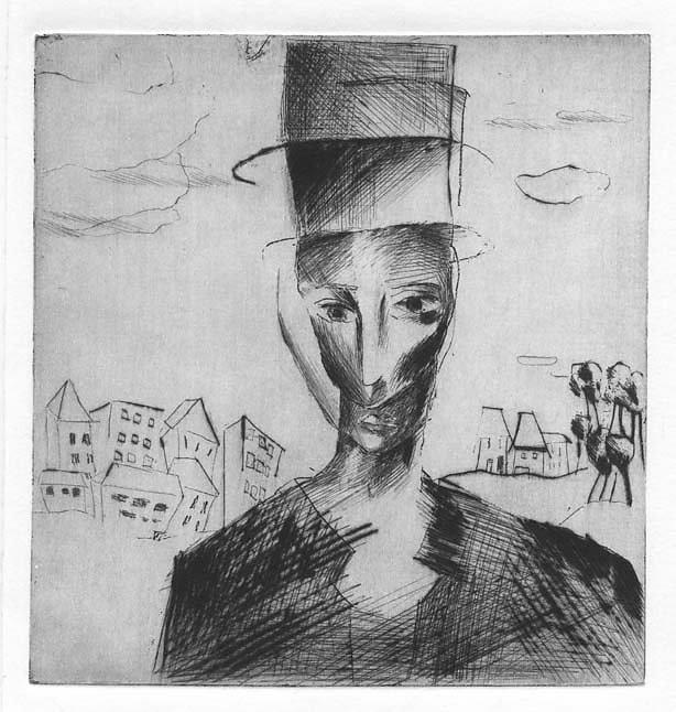 Mister Hat - Gravure