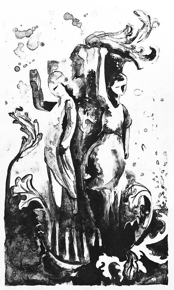 Les danseuses de Delphes