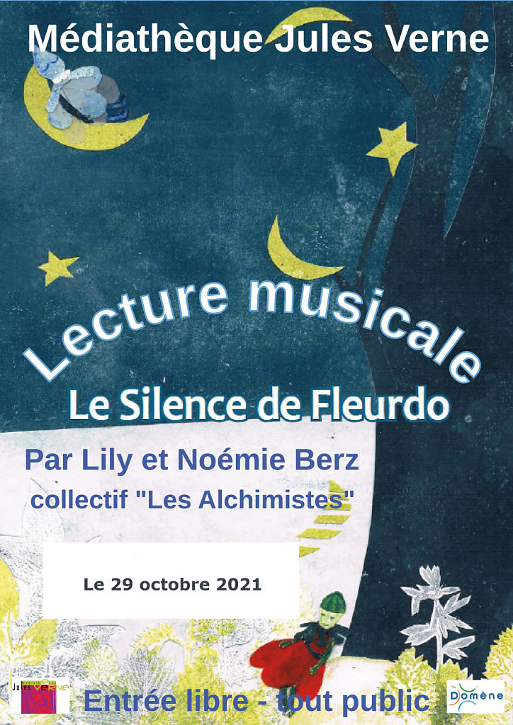 Lecture musicale Fleurdo